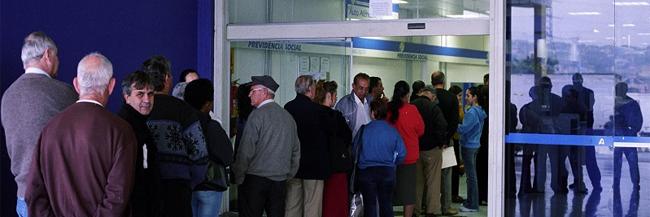 Desmonte da Previdência 'trava' mais de 3 milhões de aposentadorias